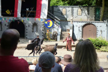 Freilichtbühne in Twiste